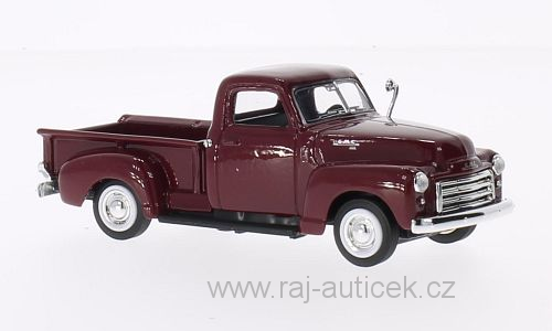 GMC Pick Up 1:43 Lucky Die Cast