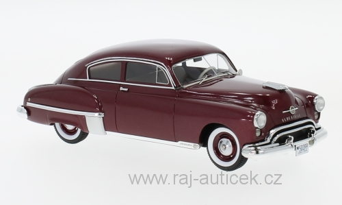 Oldsmobile Rocket 88 Futuramic 2-Door Club Coupe 1:43 Neo