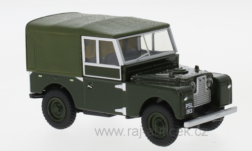Land Rover Series I 88 Canvas 1:43 Oxford