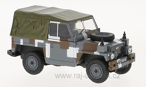 Land Rover Lightweight Canvas 1:43 Oxford