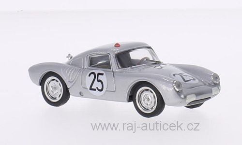 Porsche 550A RS Coupe, No.34 1:43 Brumm