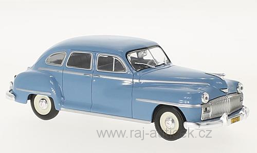 Desoto 4-Door Saloon 1:43 WhiteBox