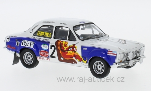 Ford Escort MK I RS 1600, No.2 1:43 Trofeu