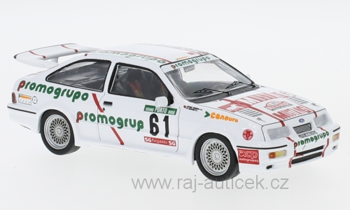 Ford Sierra RS Cosworth, No.61 1:43 Trofeu
