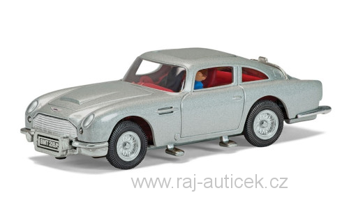 Aston Martin DB5 James Bond 1:43 Corgi