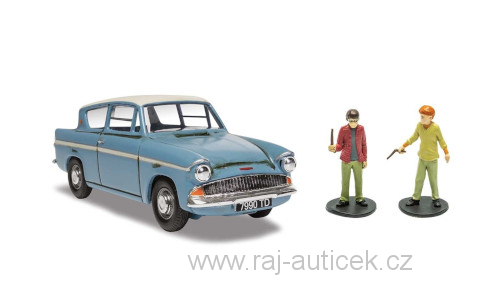 Ford Anglia Harry Potter 1:43 Corgi