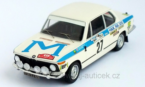 BMW 2002 ti, No.27 1:43 Trofeu
