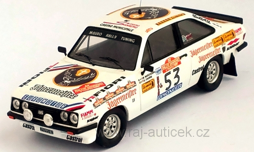 Ford Escort MK2, No.53, Marchesini 1980 1:43 Trofeu