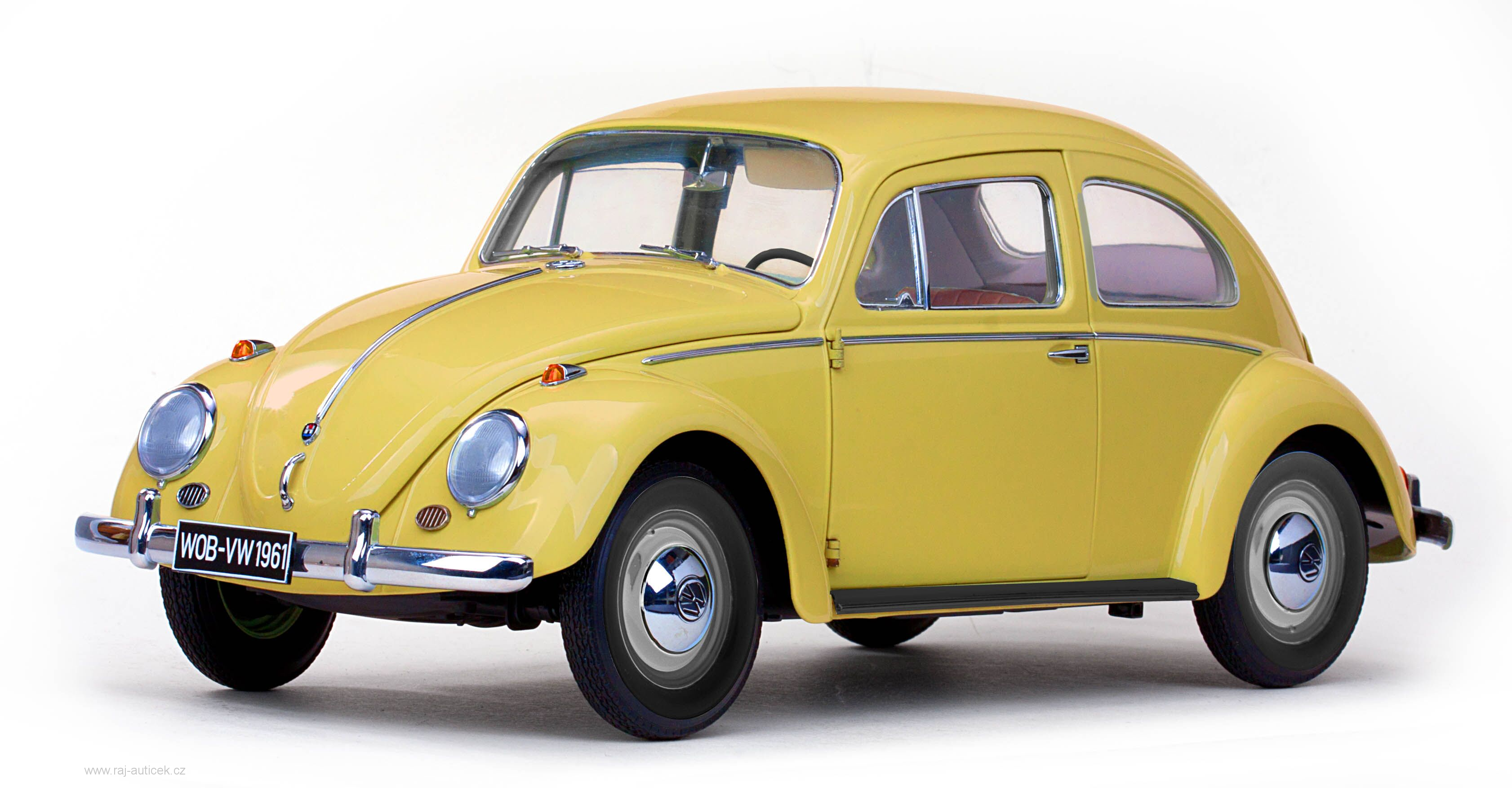 VW Beetle Saloon 1:12 Sun Star