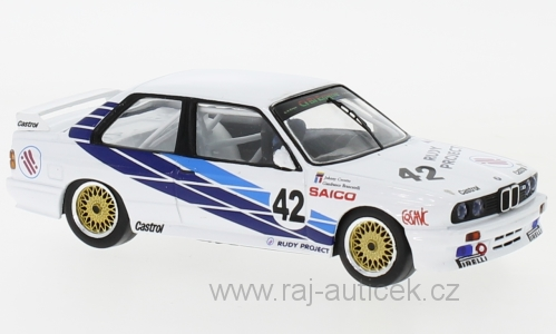BMW M3 (E30), No.42 1:43 IXO