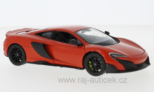 McLaren 675LT 1:24 Welly