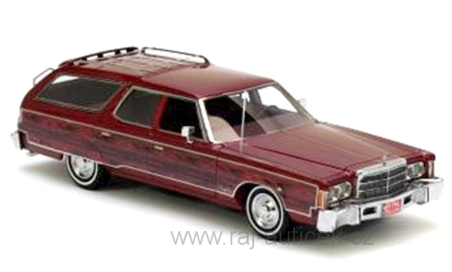 Chrysler Town & Country 1:43 Neo