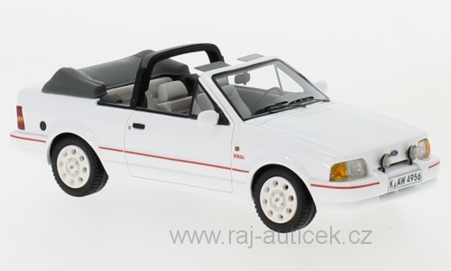 Ford Escort MK4 Convertible 1:43 Neo