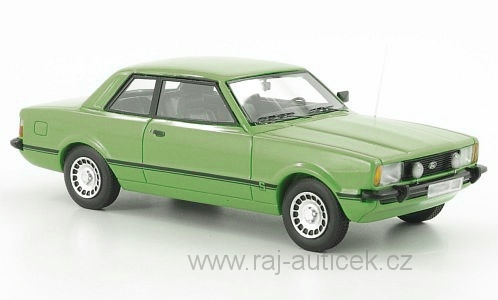 Ford Taunus TC2 2-door Ghia 1:43 Neo