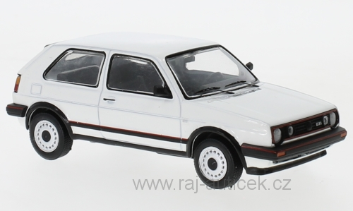 VW Golf GTi 1:43 IXO