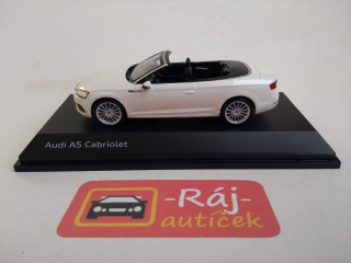 Audi A5 Cabriolet 2017 1:43 iscale