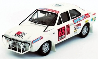 Ford Escort MkI, No.65, Clark, London - Mexico 1970 1:43 Trofeu