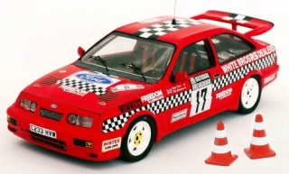 Ford Sierra RS Cosworth, No.17, Messia, Villa Real 1972 1:43 Trofeu