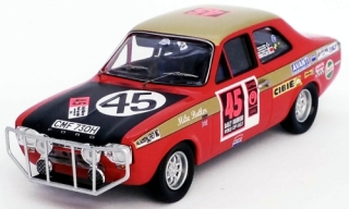 Ford Escort MKI 1300 GT No. 45, Harris, London - Mexico 1970 1:43 Trofeu