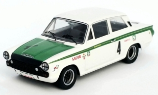 Ford Lotus Cortina, No.4, Neves, Montes Claros 1967 1:43 Trofeu