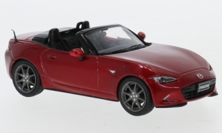 Mazda MX-5 ND 1:43 IXO