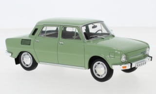 Škoda 100 L zelená 1:24 Whitebox